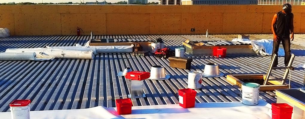 Preconstruction Commercial Roofing