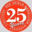 25 Years TPO Roofing Warranty